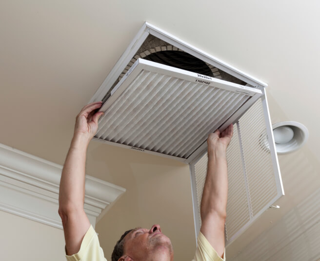 Changing the Air Filters on Your HVAC System What You Need to Know