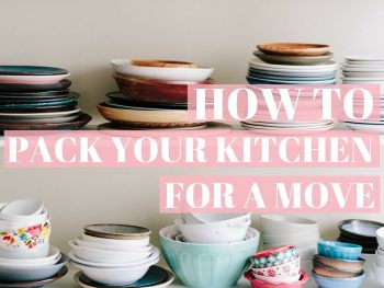 4 tips that will help you pack your kitchen for moving