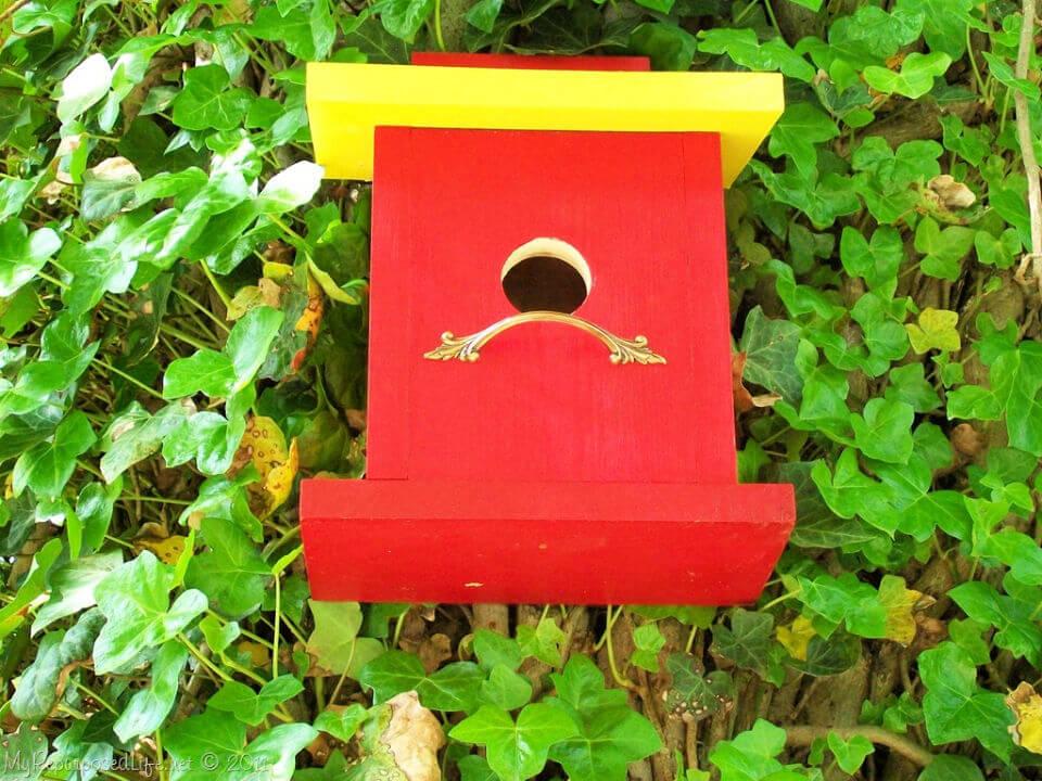 Birdhouse from Scrap Wood