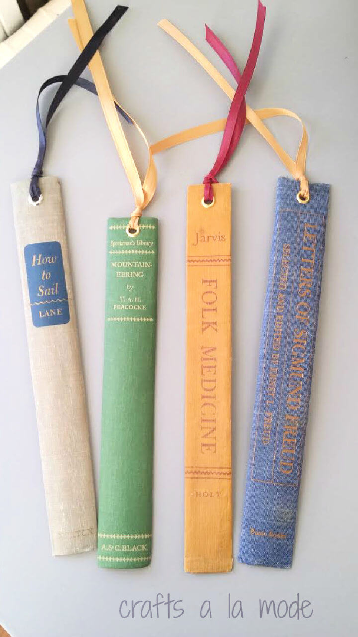 Bookmarks from Old Books