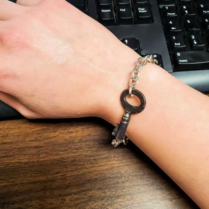 Bracelet from Keys