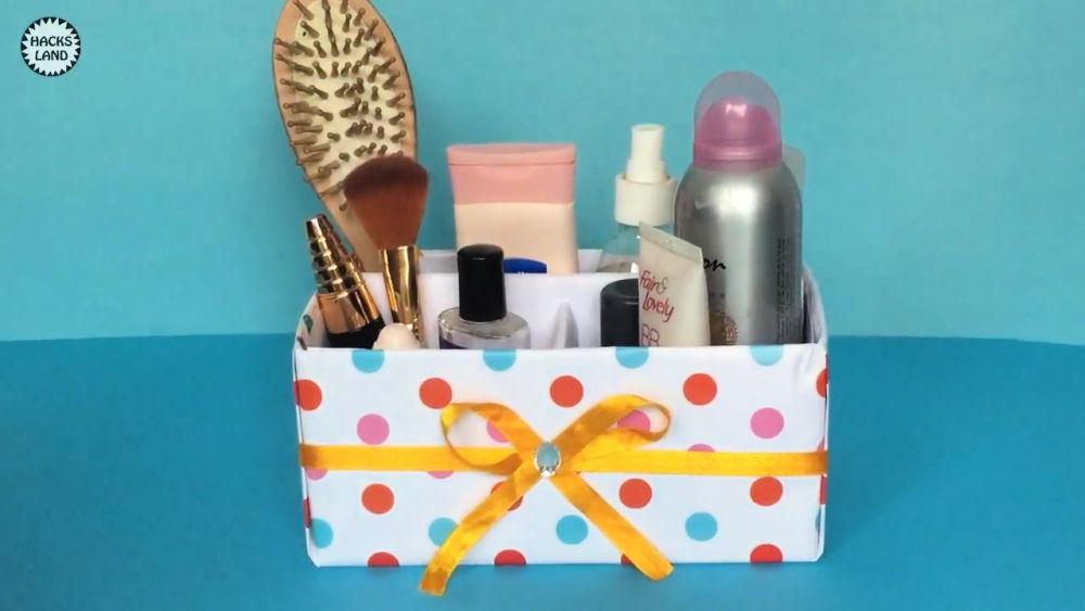Cardboard Cosmetic Box