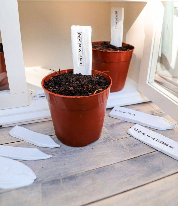 Create Your Own Plant Labels