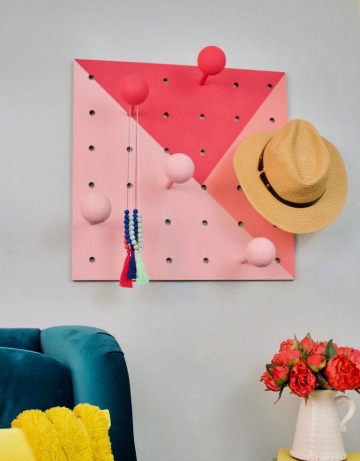 Create a Hat Rack