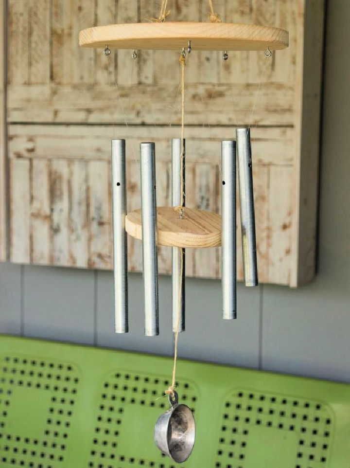 Creating Your Own Wind Chimes