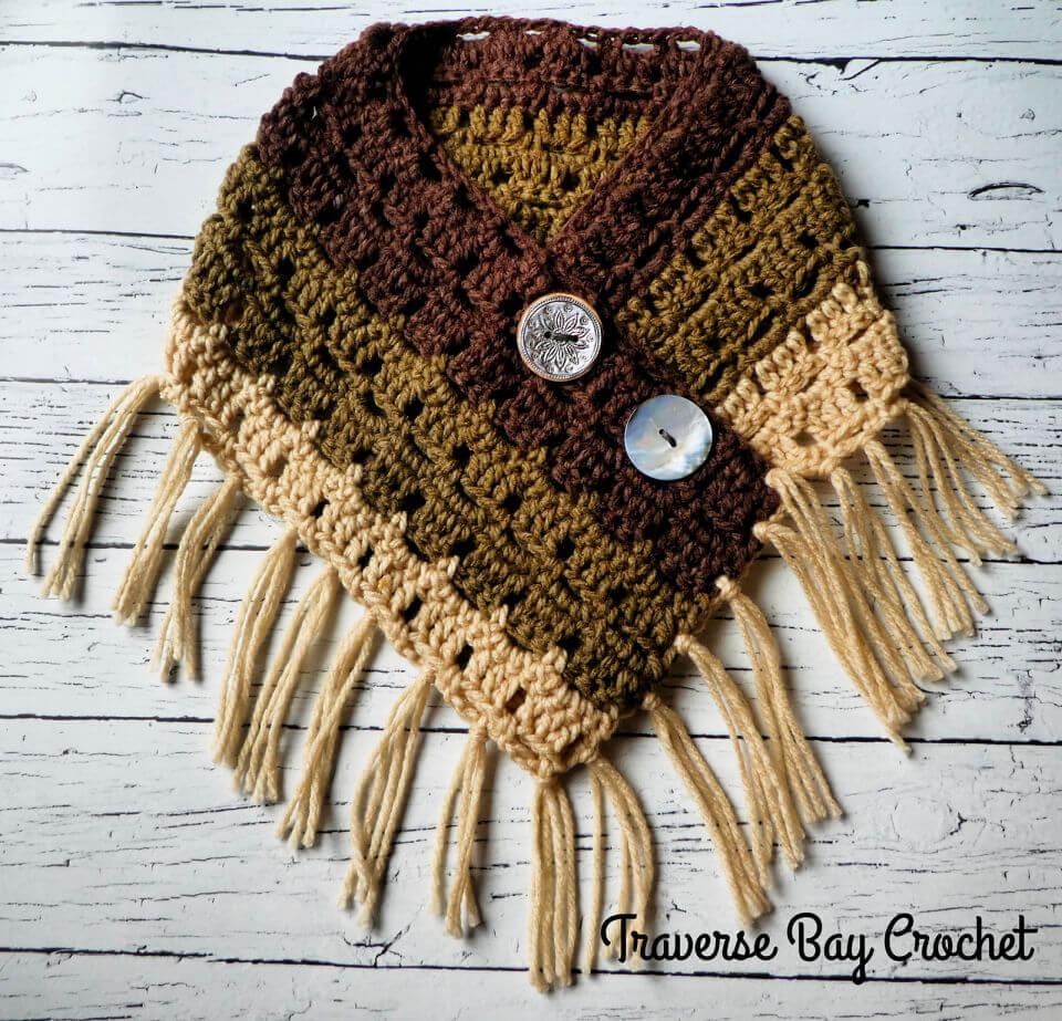 Crochet Devine Neck Warmer