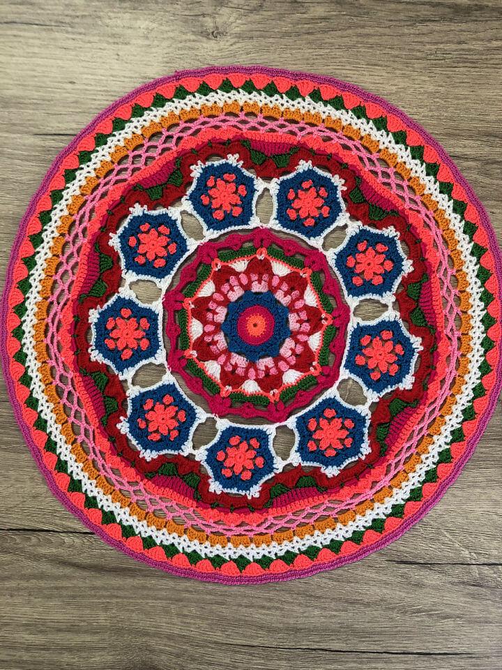 Crochet Grandiose Doily