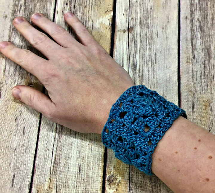 Crochet La Plage Bracelet