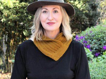 Crochet Nambour Neck Warmer