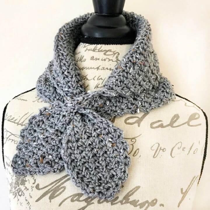 Crochet Neckwarmer Pattern