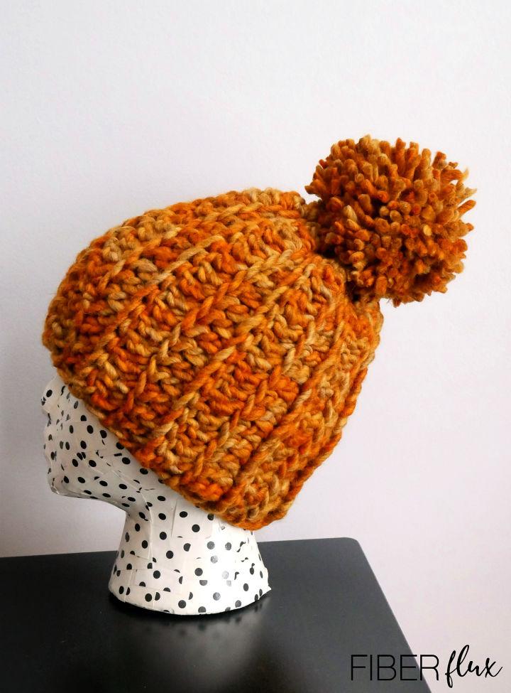 Crochet Sugar Maple Hat