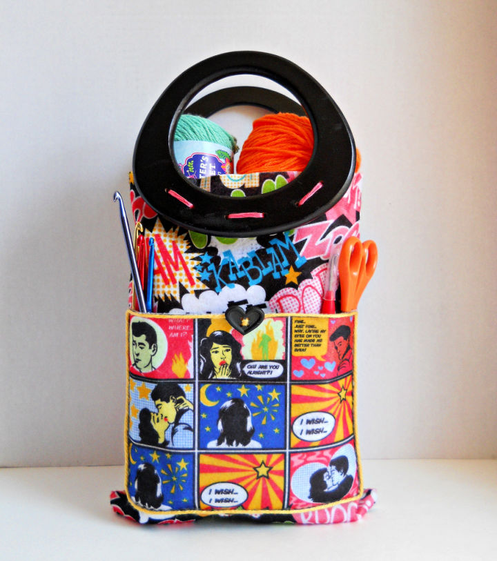 DIY Beginners Bag Tutorial