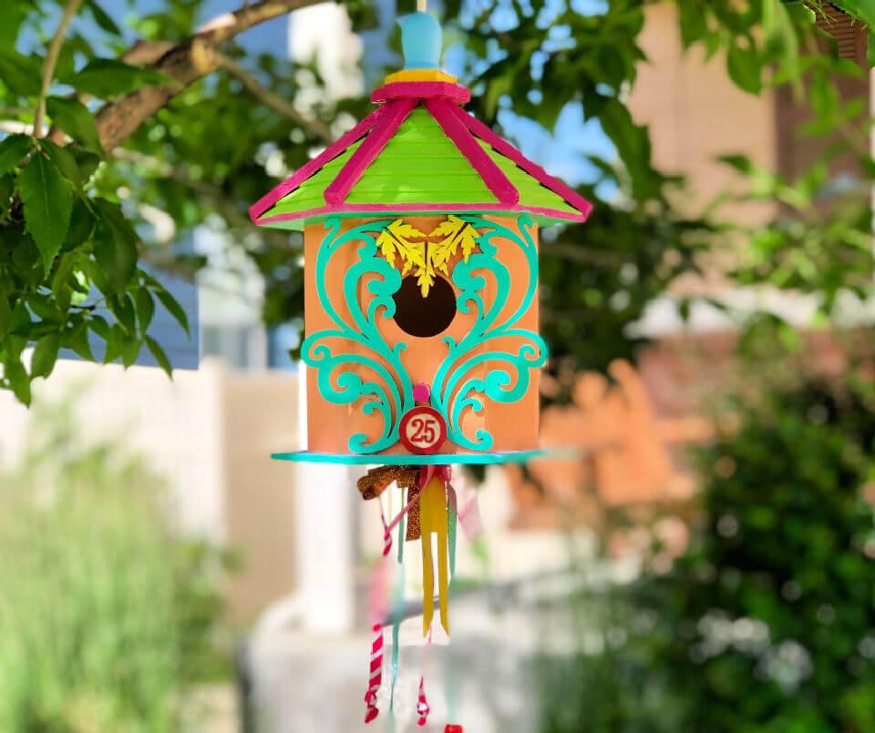 DIY Cuckoo Clock Birdhouse