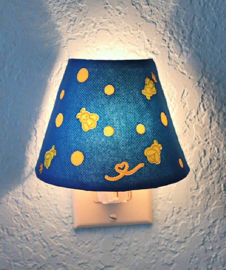 DIY Firefly Night Light