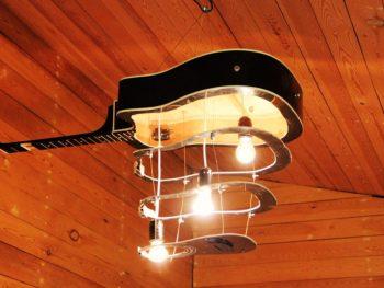 DIY Guitar Light