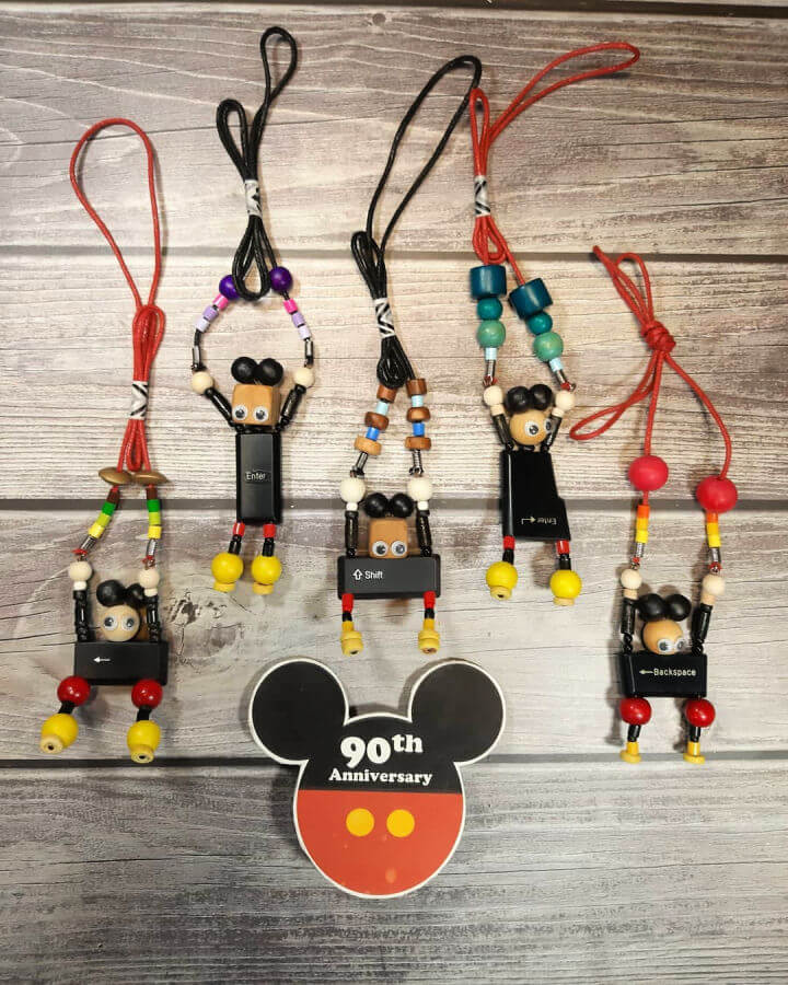 DIY Mickey Mouse