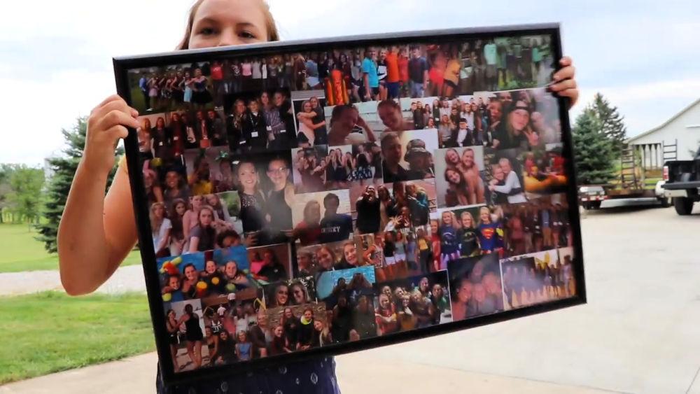 DIY Photo Collage