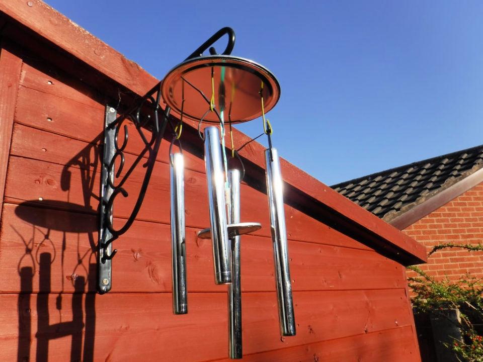 DIY Wind Chimes Pipe