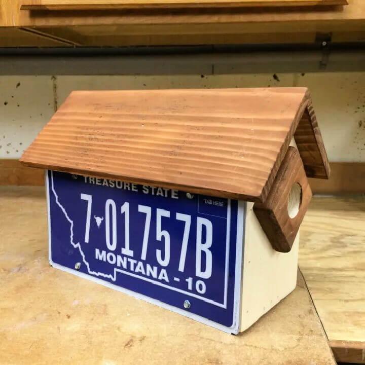 Duplex Condo Birdhouse