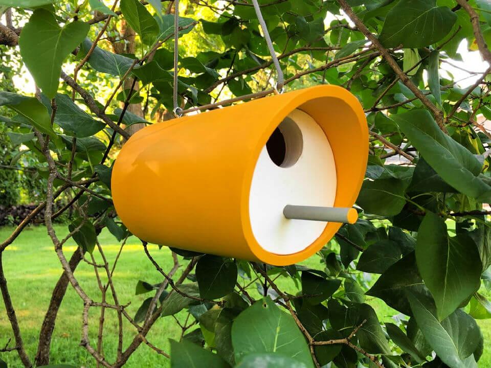 Easy DIY PVC Birdhouse