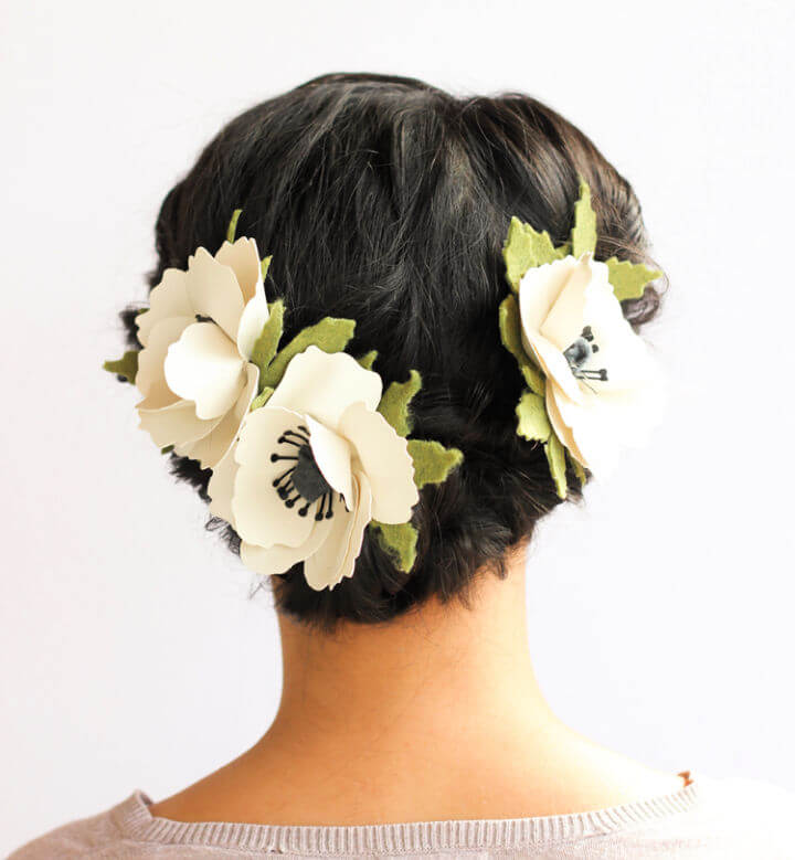 Faux Leather Anemones