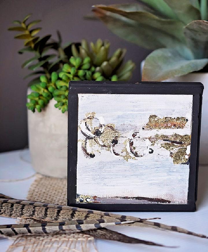Frame Canvas Art