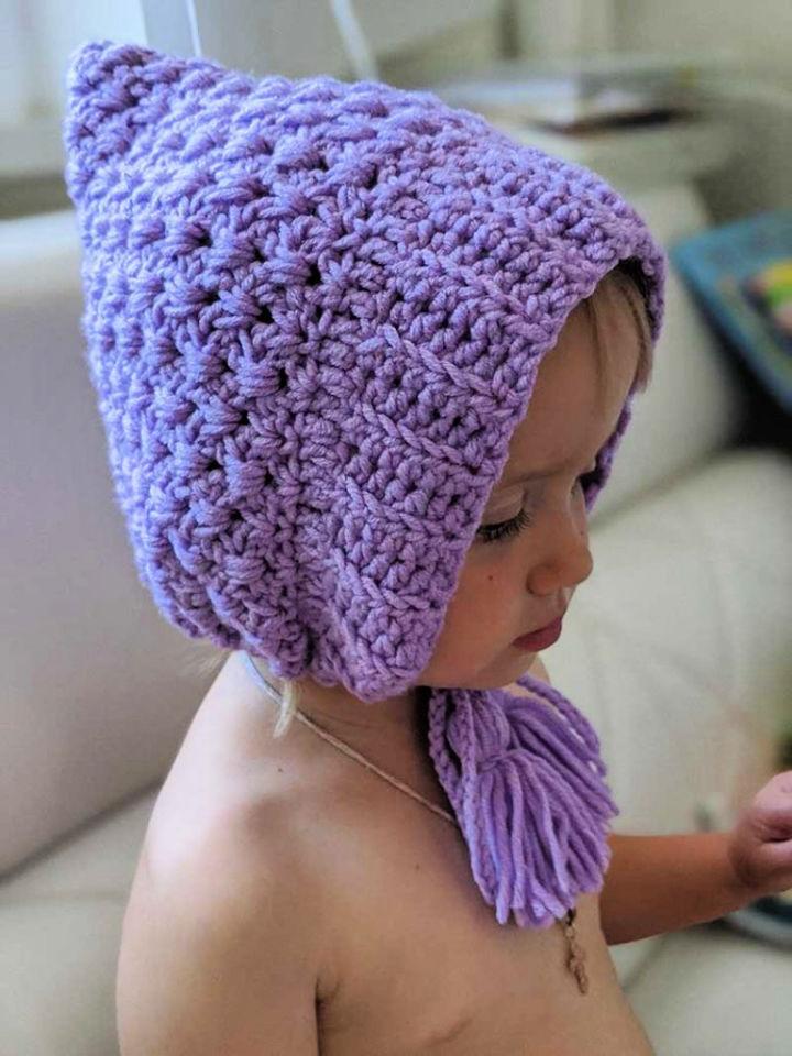 Free Crochet Pixie Hat Pattern