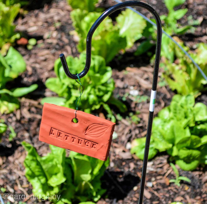Garden Plant Labels
