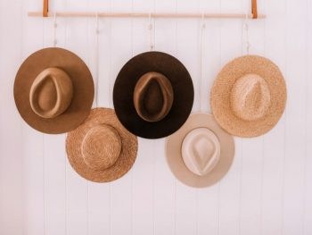 Hanging Hat Rack