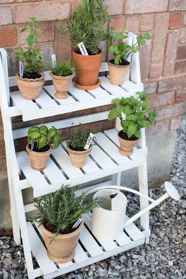 How to Make Herb Garden