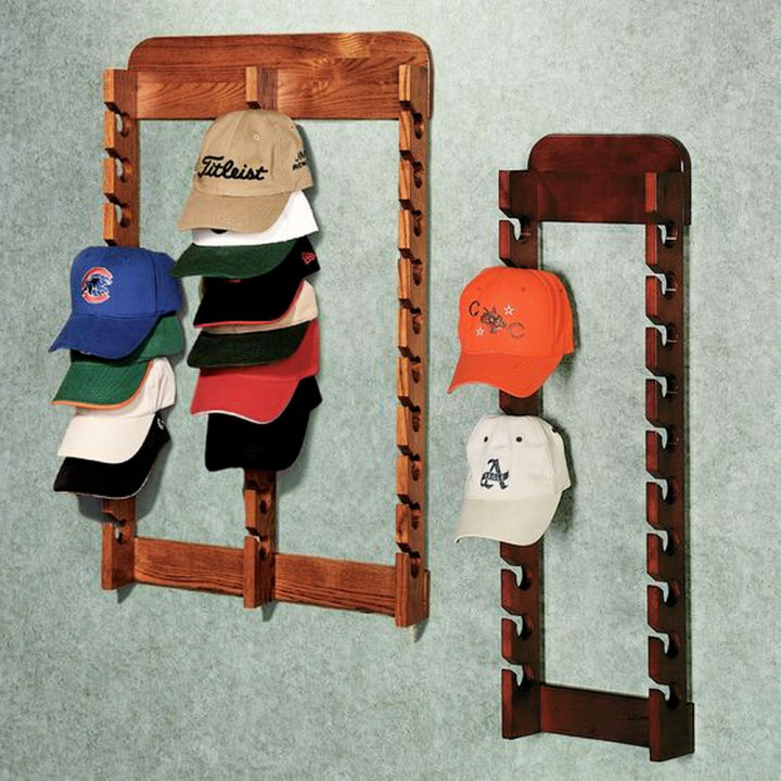 How to Make a Hat Rack