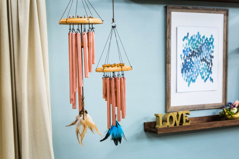 How to Make a Wind Chimes