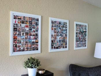 Instagram Photos Collage