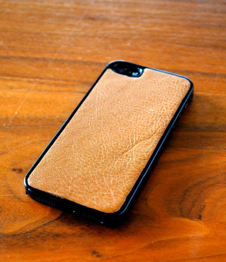 Leather Phone Cover or Case