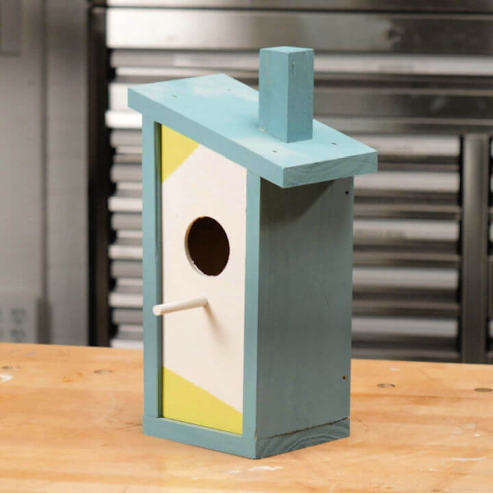 Modern Style Birdhouse