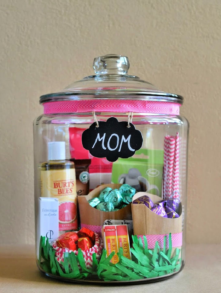 Mothers Day Gift in a Jar