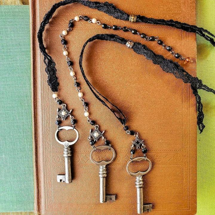 Old Keys Bookmarks