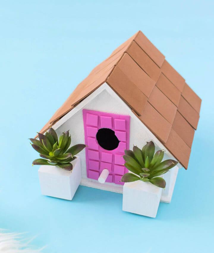 Palm Springs Birdhouse