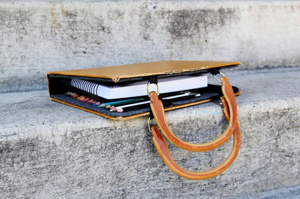 Portable Art Case