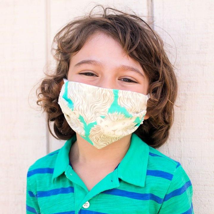 Sew a Kids Face Mask
