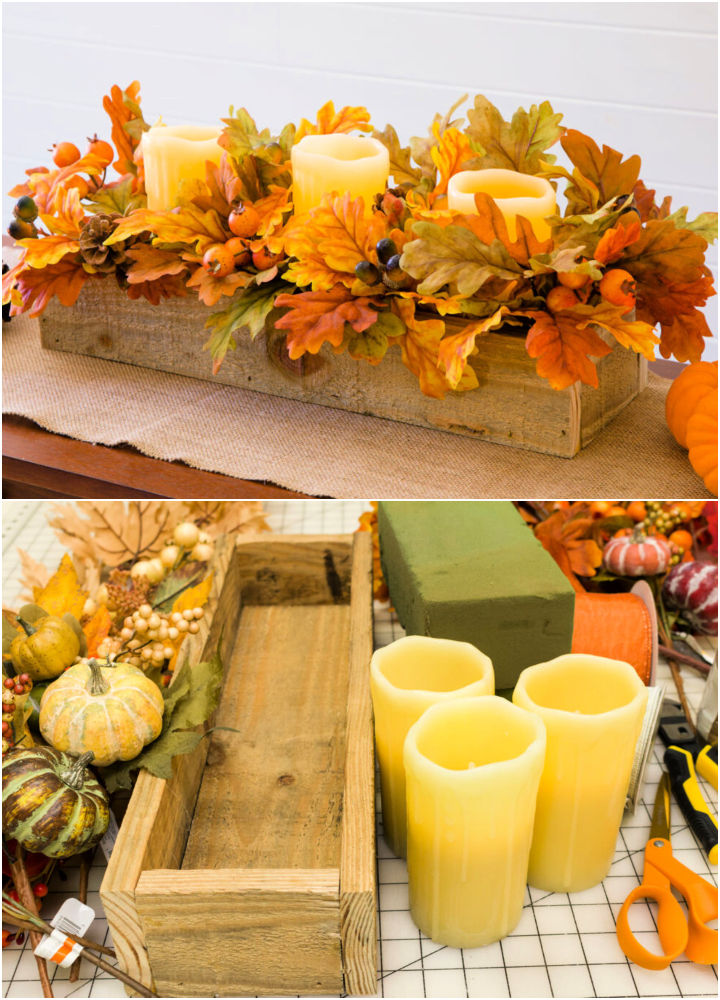 Thanksgiving Centerpieces and Table Decor