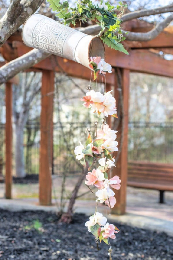 Wind Chime with Beacon Power Tac