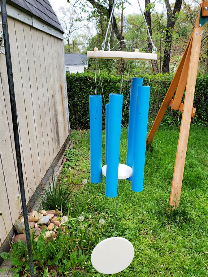 Windchimes from Leftovers
