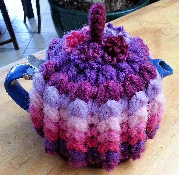 1930s Inspired Crochet Tea Cozy