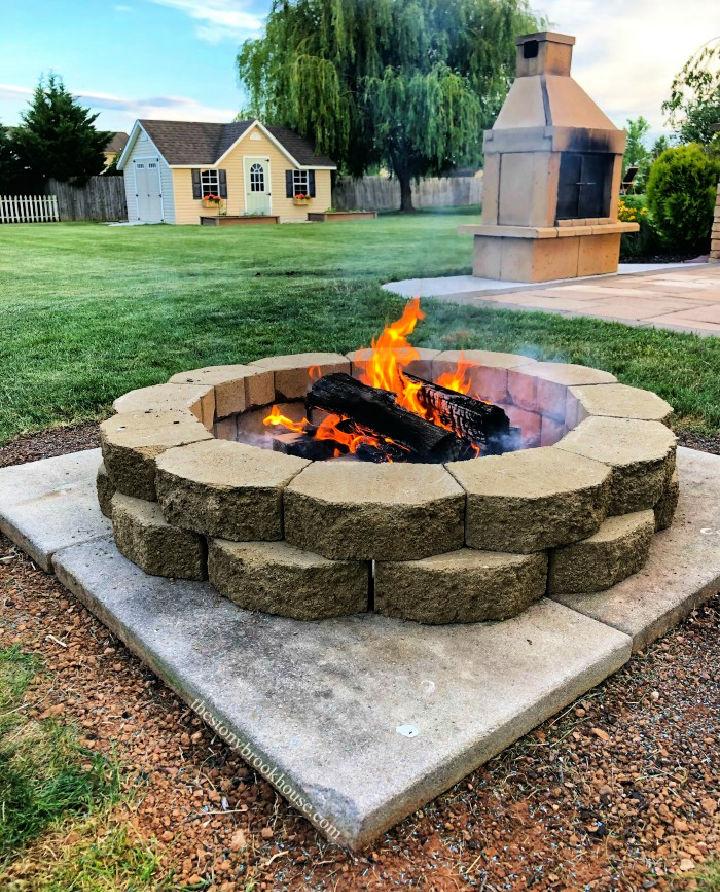 50 DIY Fire Pit