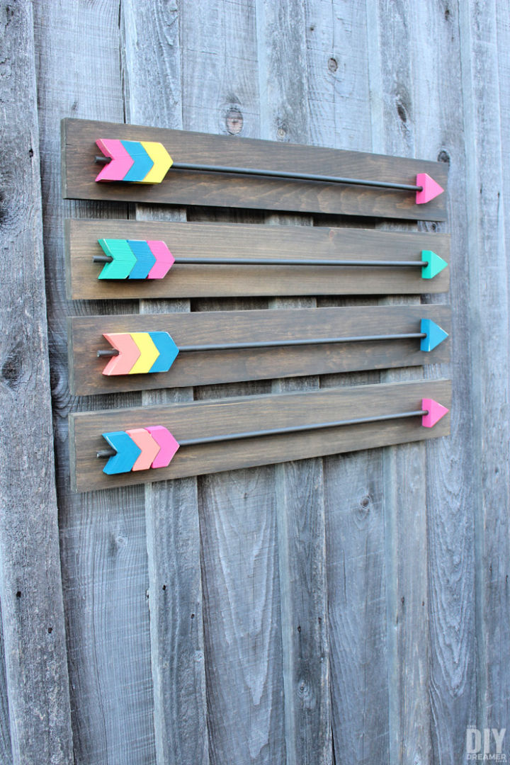 Arrow Wall Decor for Home