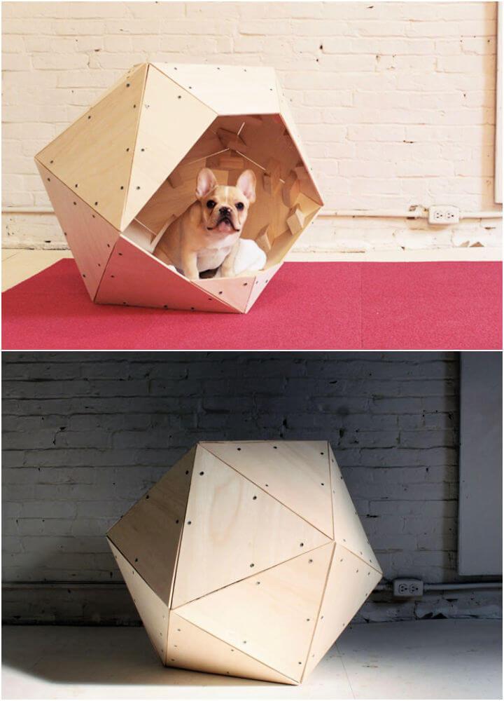 Build a Geometric Doghouse