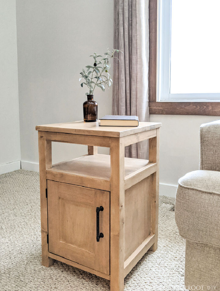 Build a Shaker Style End Table