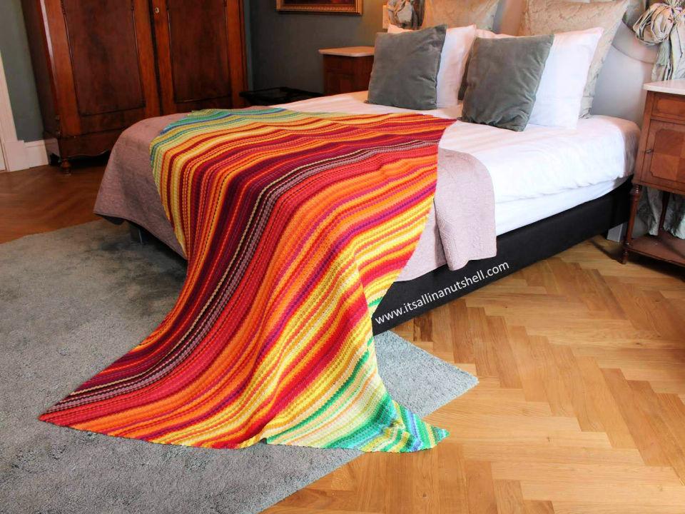 C2C Temperature Blanket Pattern