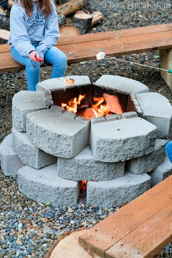 Cheap DIY Fire Pit
